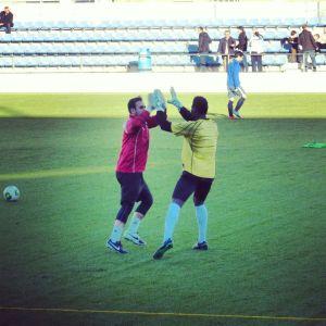 Carlos Gómez y Emeka