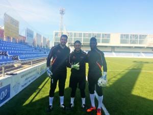 Carlos Gómez, Emeka y Canari