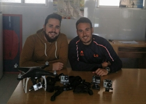 Samuel de ElRoistudio y Carlos Gómez