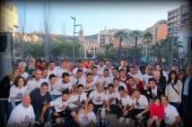 Celebración Copa AT.Saguntino